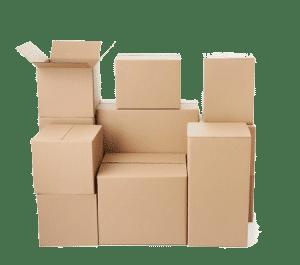 חבילת מוצרי אריזה למעבר דירה גדולה